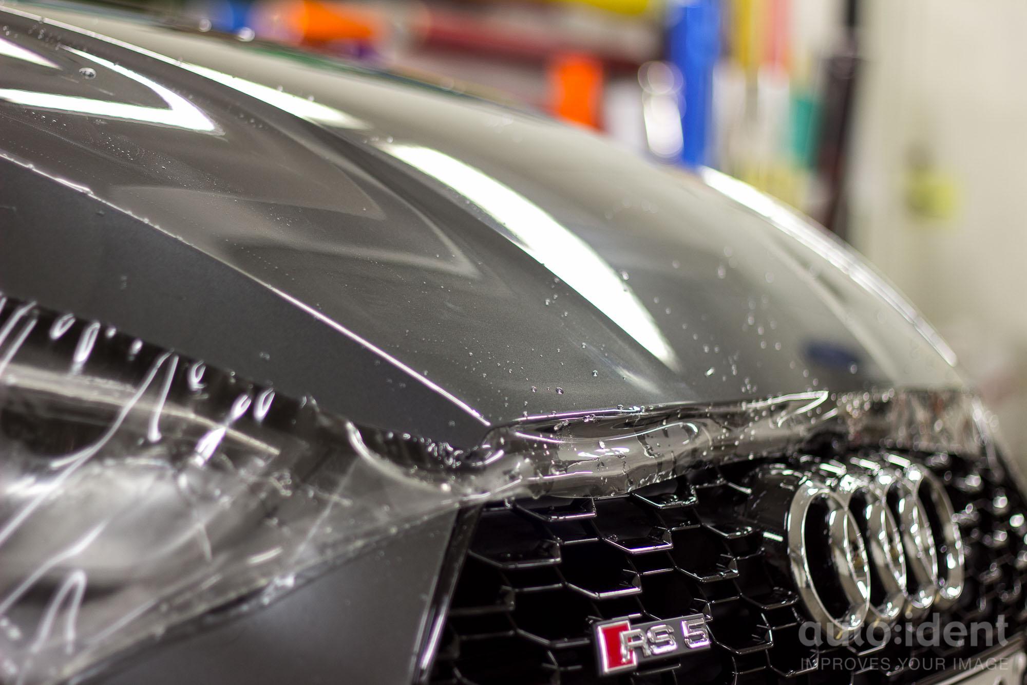Audi Rs5 Paintprotection Zoomhood Auto Ident