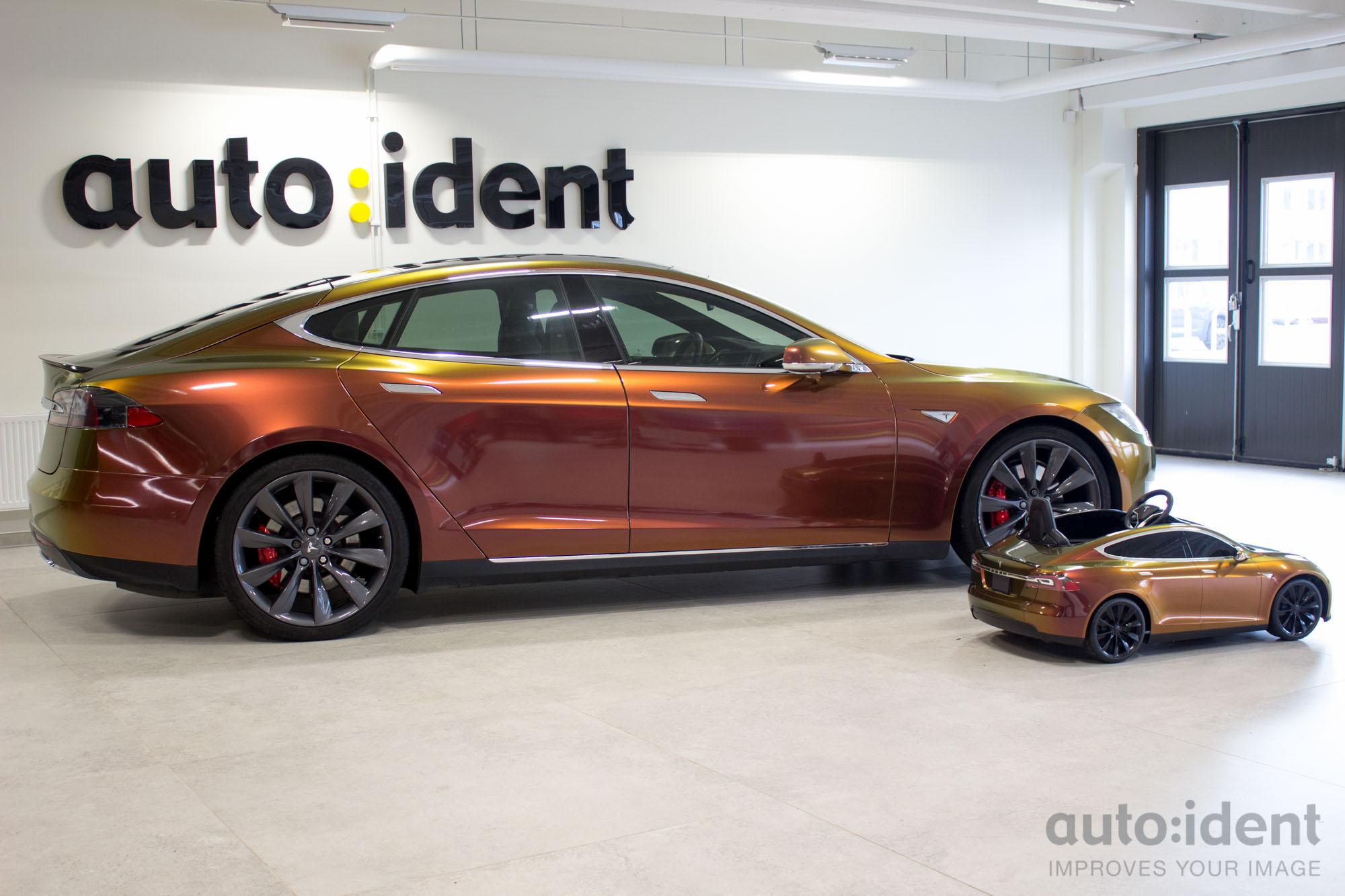 Tesla P D Risingsun Side